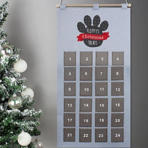Grey Pet Advent Calendar